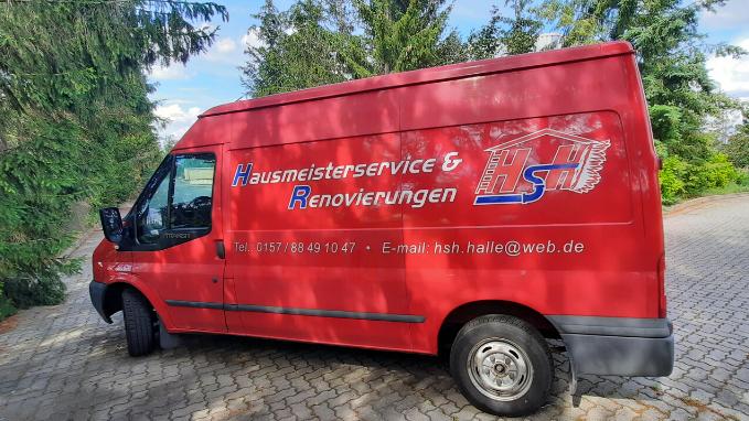 Hausmeisterservice und Renovierungen Halle Plentific